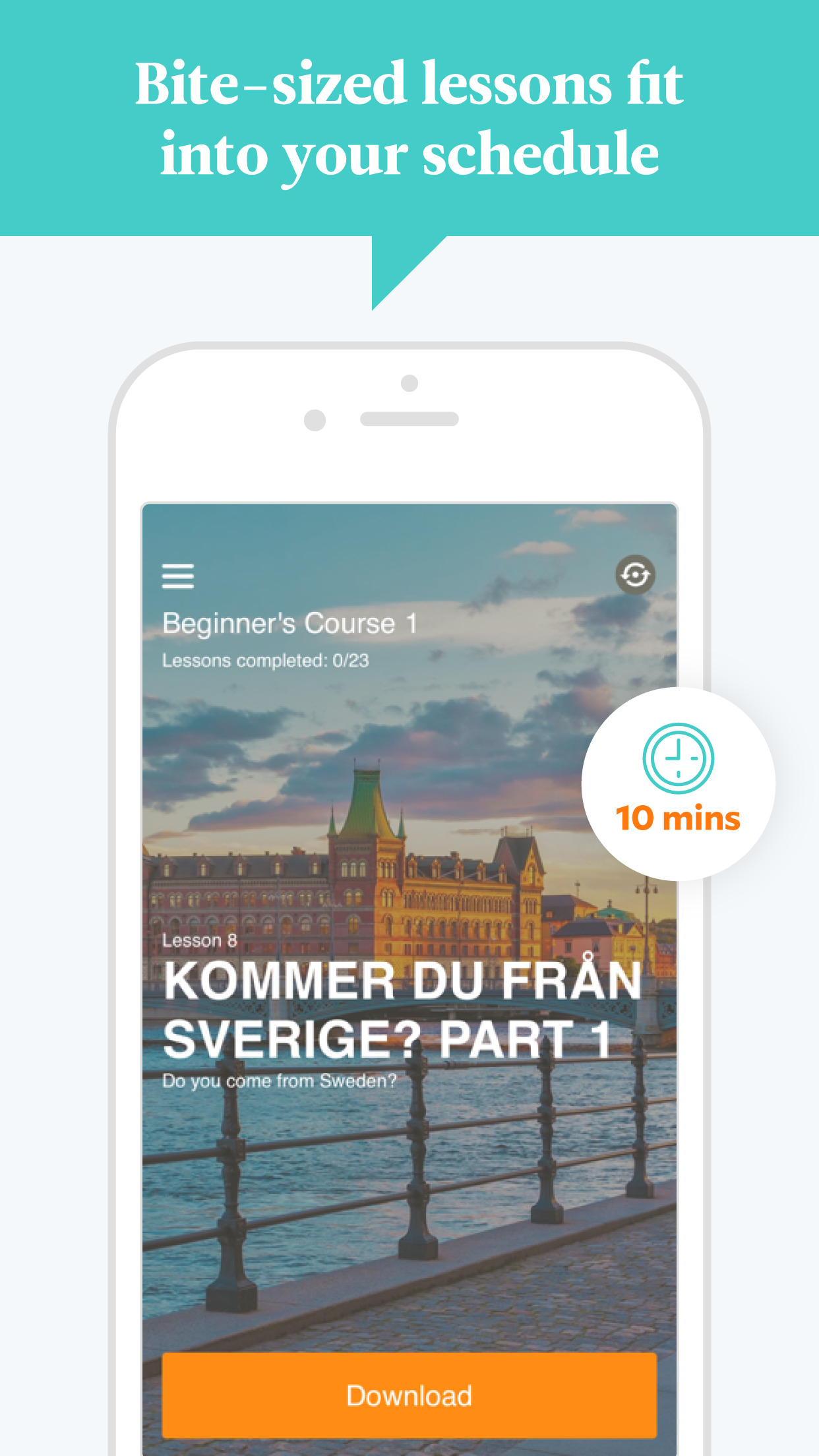 Babbel – Learn Languages Spanish, French & more Screenshot
