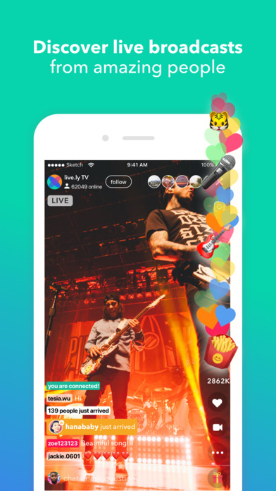 Living Livelier Circus Trees: Live Video Streaming By Musical.ly Inc