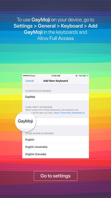 Gay Keyboard 120