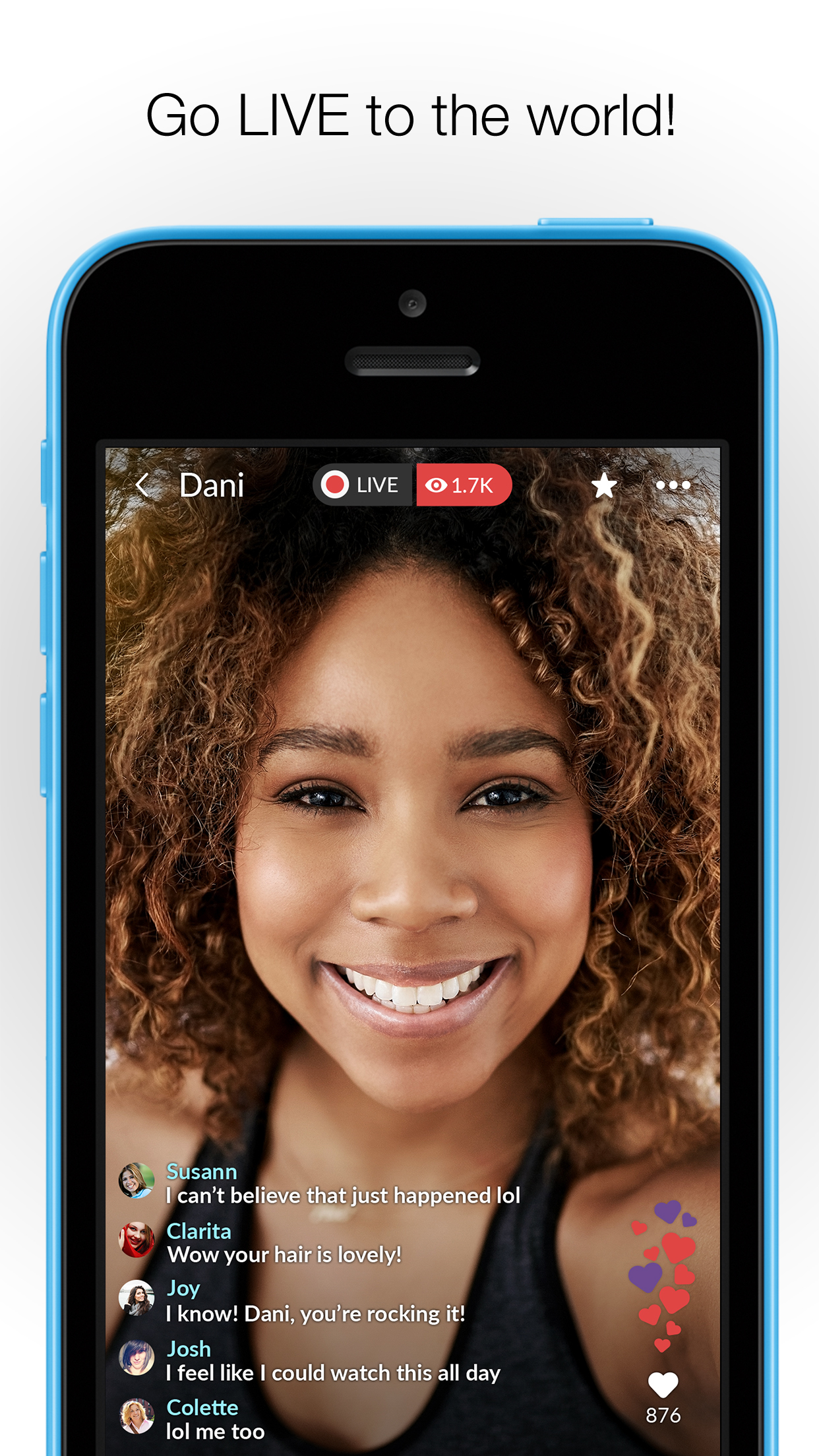 MeetMe - Chat and Meet New People Screenshot