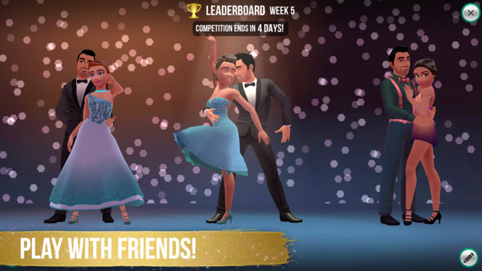 Dancing with the Stars: The Official Game Screenshot