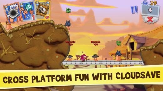 Worms3 Screenshots