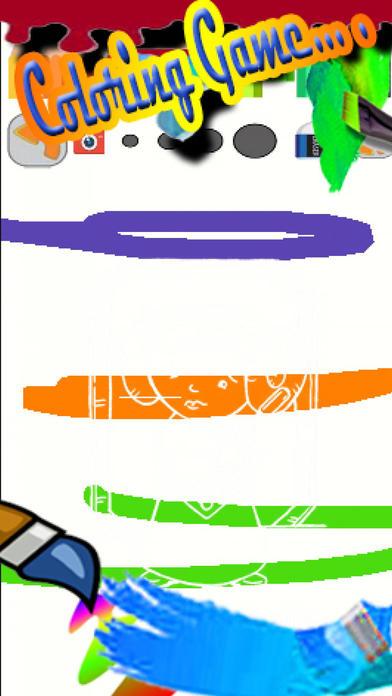 Cartoon Book Princess Leia App Edition Screenshot on iOS