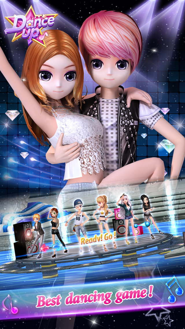 Play Dance Games