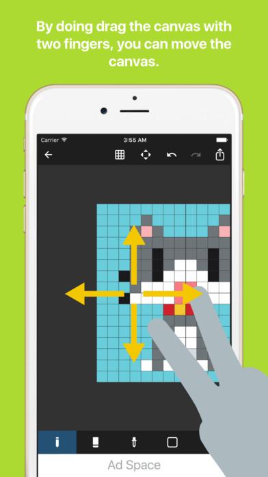 Pixel Art Maker - 8bit Painter