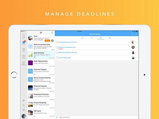 4 Best Project Management Apps for the iPad
