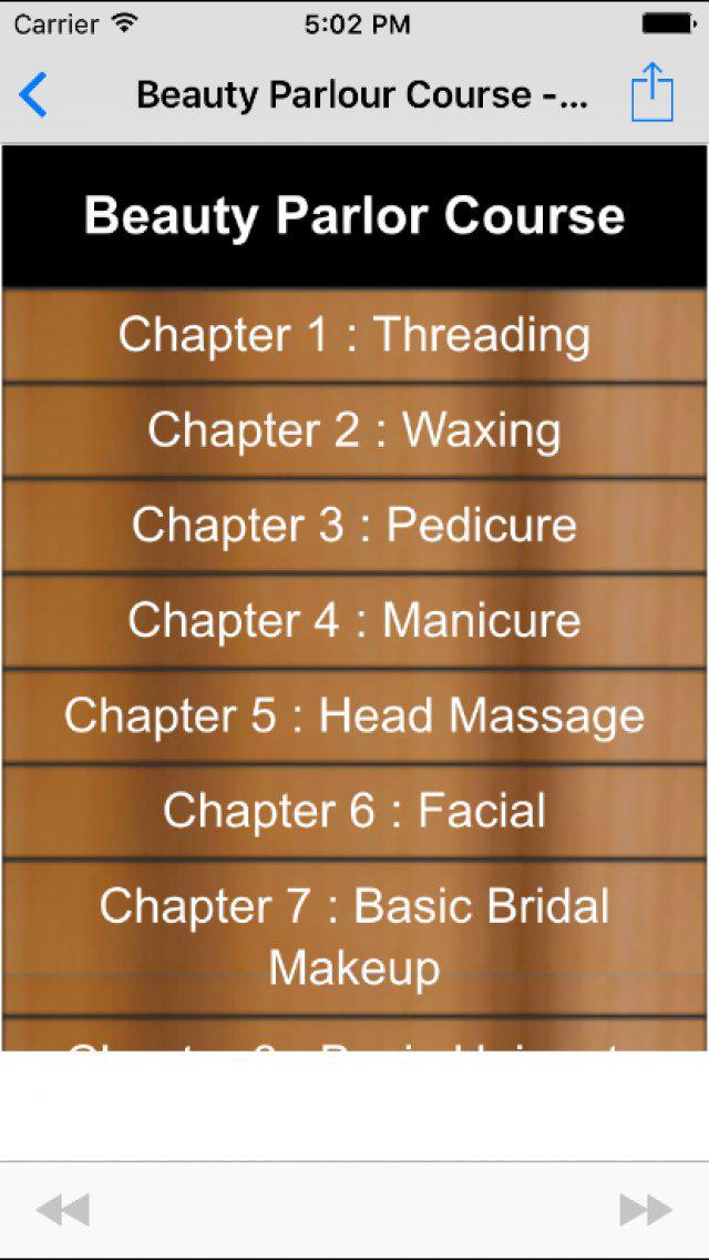 Beauty Parlour Course Fees