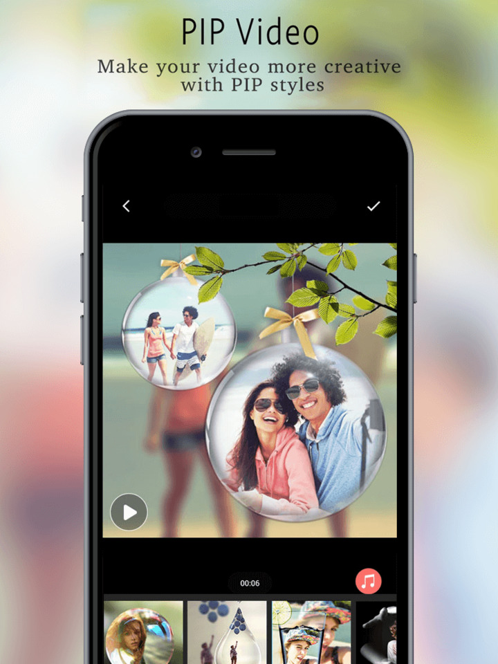 InstaVideo - Video Editor, Movie Maker and Photo Collage