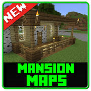 Modern Mansion MAPS for MINECRAFT PE. ( Pocket Edition )