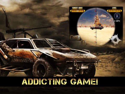 2016 Max Attack Mad Road Shooting – Night Max Adrenaline Speed Armor-ipad-1