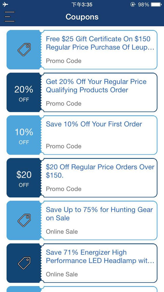 MidwayUSA runs a daily promo code. Customers should check the top of the homepage each day to see how they can save on an order. The company offers free shipping on an array of different brands that they sell on orders shipped to the contiguous United States.