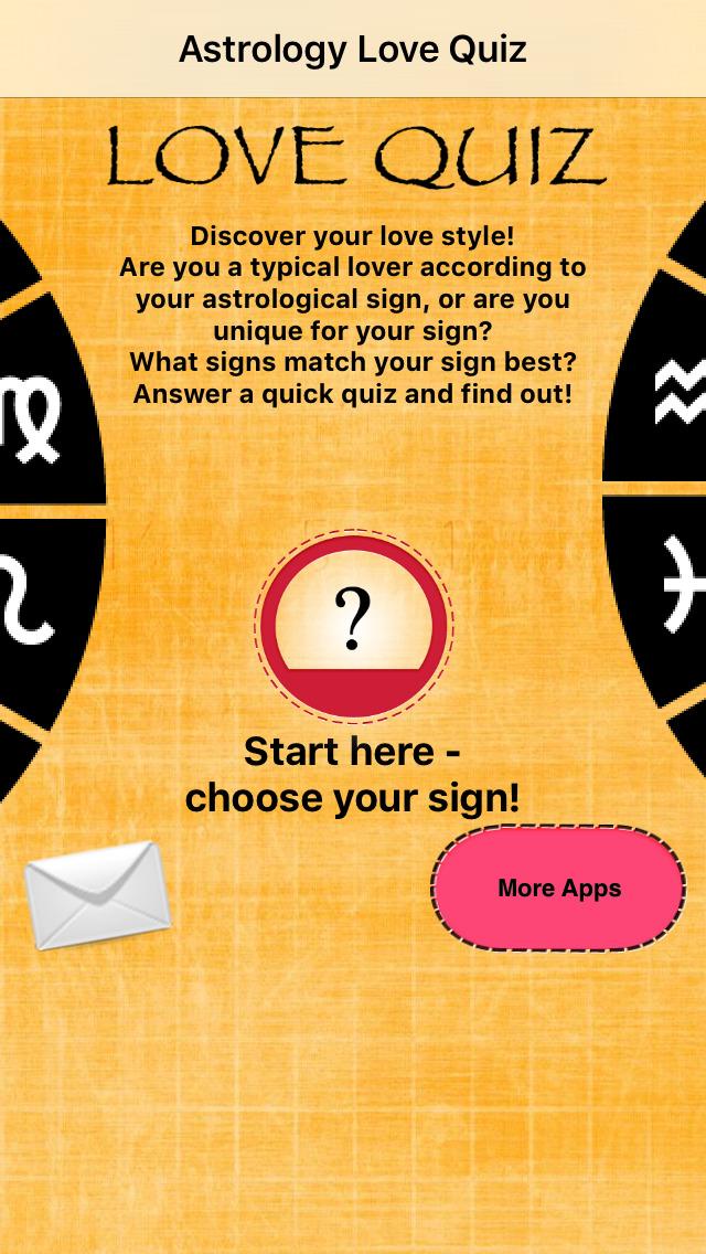 Zodiac Sign Love Matches