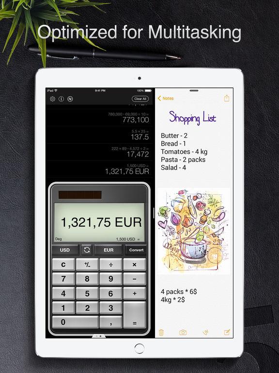 The best iPad apps for scientific calculators - appPicker