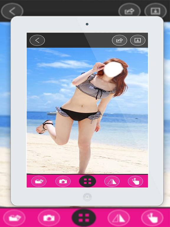 Bikini Gitl Photo Suit Editor And Face Change : Photo Bikini Shoot +