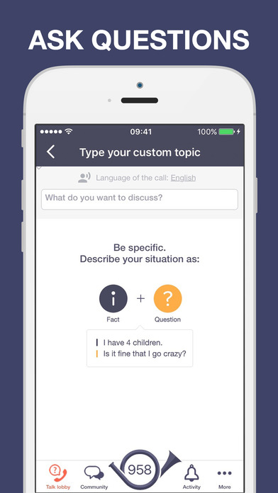 Random chat dating app