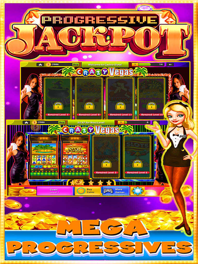 Slot Machines For Fun Only