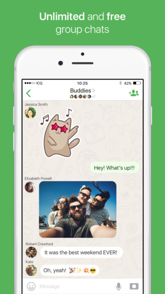 ICQ – Video Calls & Chat App IPA Cracked for iOS Free Download