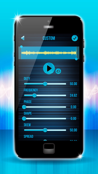 Sound Modifier & Audio Effects – Voice Change.r And Recording.s Edit.or Free App Screenshot on iOS