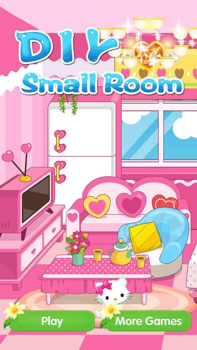 app shopper princess bedroom house decoration game for girls and kids games. Black Bedroom Furniture Sets. Home Design Ideas