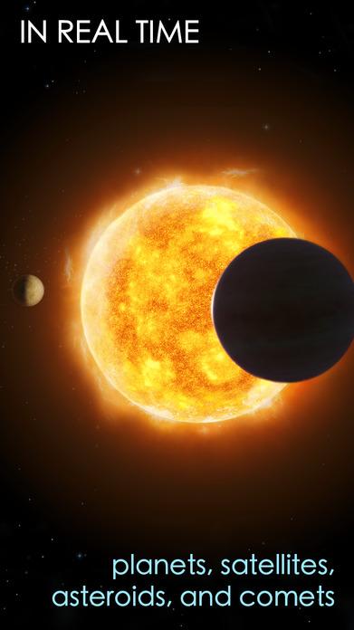Solar Walk ™ 2 - Space Missions & Solar System Screenshot