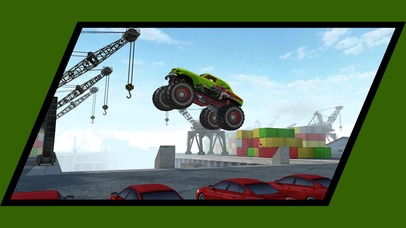 Monster Truck Jump Pocket Screenshot on iOS