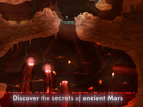 Waking Mars Screenshot