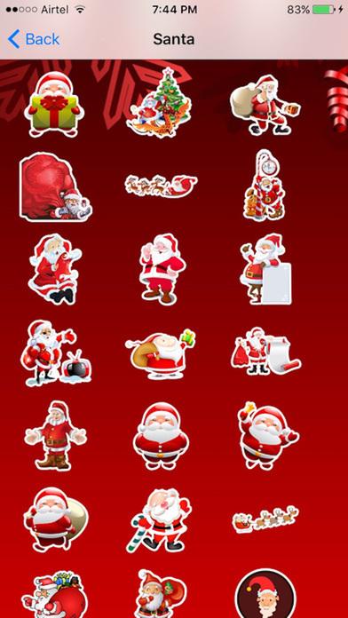 Christmas Emoji Animated Emojis Stickers App Download