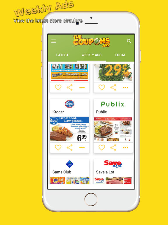Coupon App Deutsch