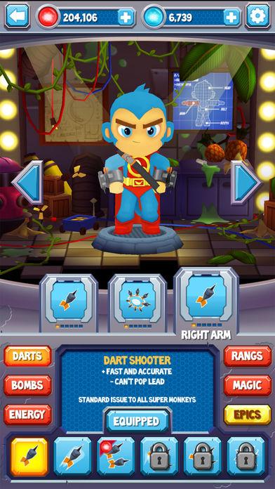 #3. Bloons Supermonkey 2 (iOS)