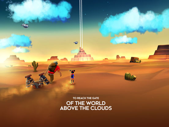 Cloud Chasers - A Journey of Hope Screenshot