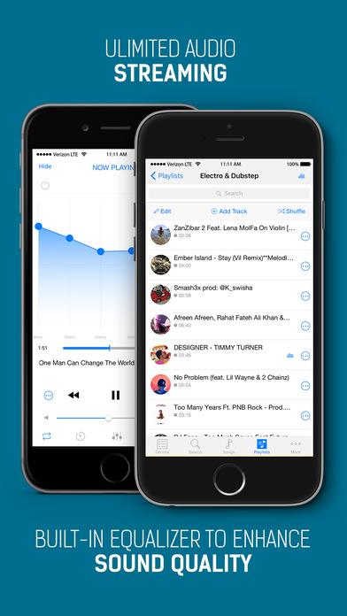 Free Music Play - Unlimited Music Play.er Screenshot