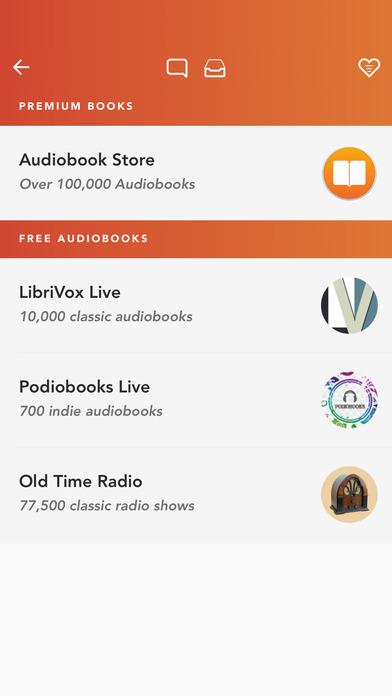 Free Audiobooks HQ - 10,000+ FREE Audio Books Screenshot