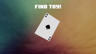 Toy Card Screenshot on iOS