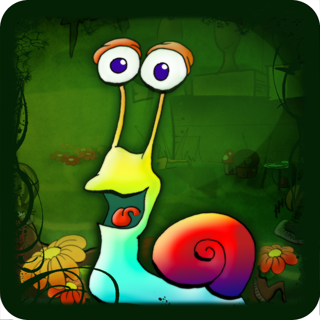 Slibby The Snail Adventures HD
