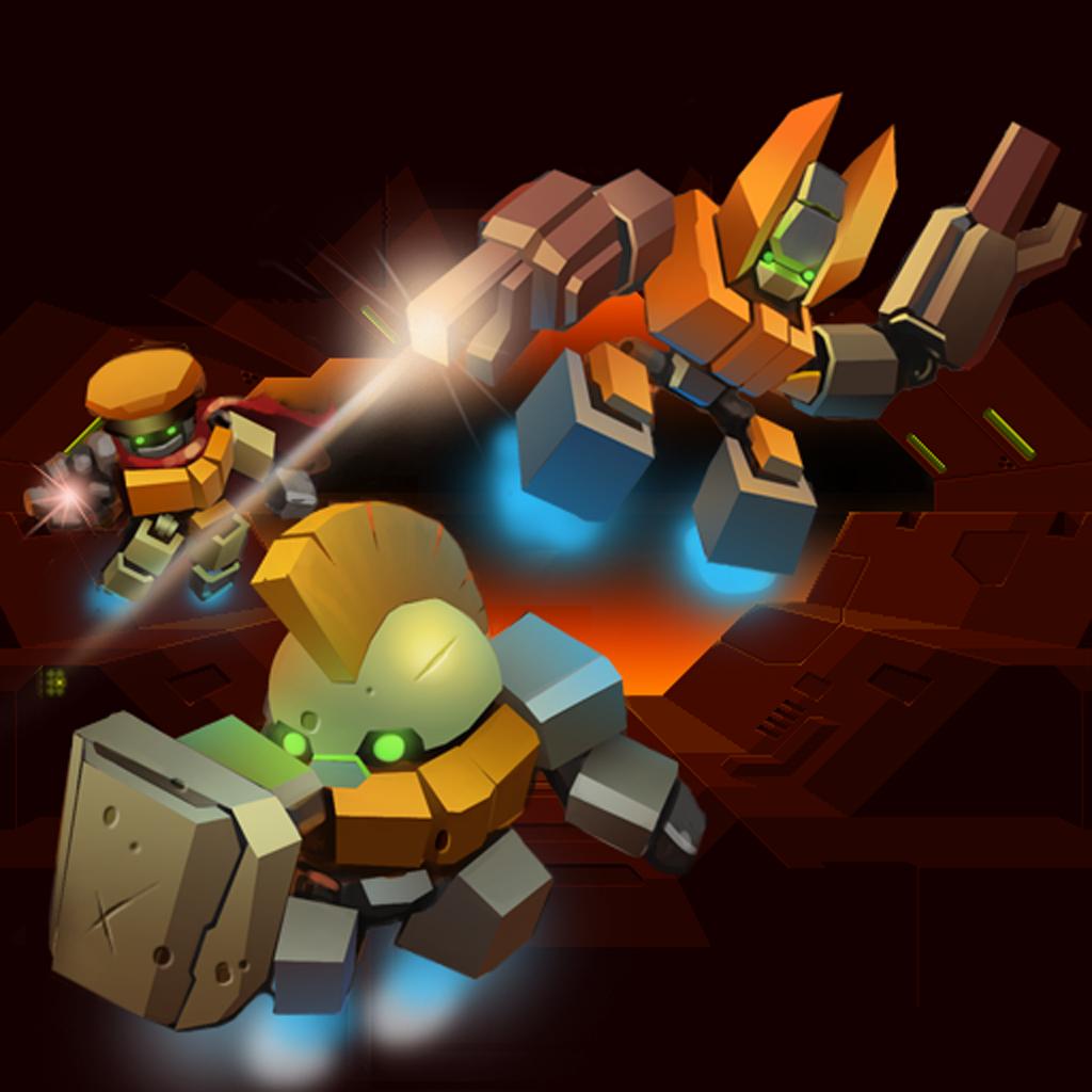 RobotRiot Free