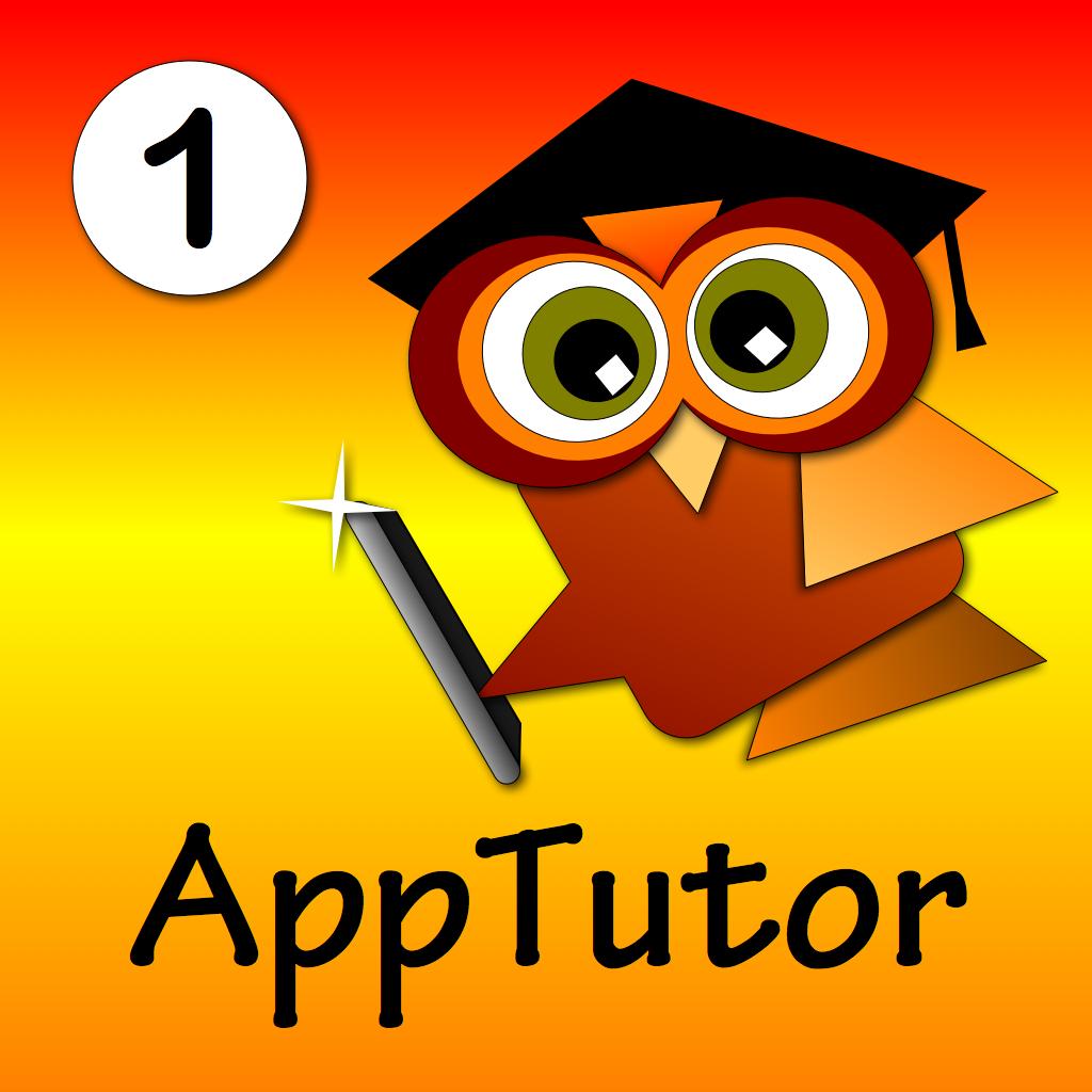 Grade 1 Math - AppTutor Common Core Interactive Workbook