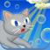 Angel Cat return home Icon