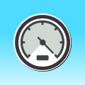 Speed and G-Force Meter Icon