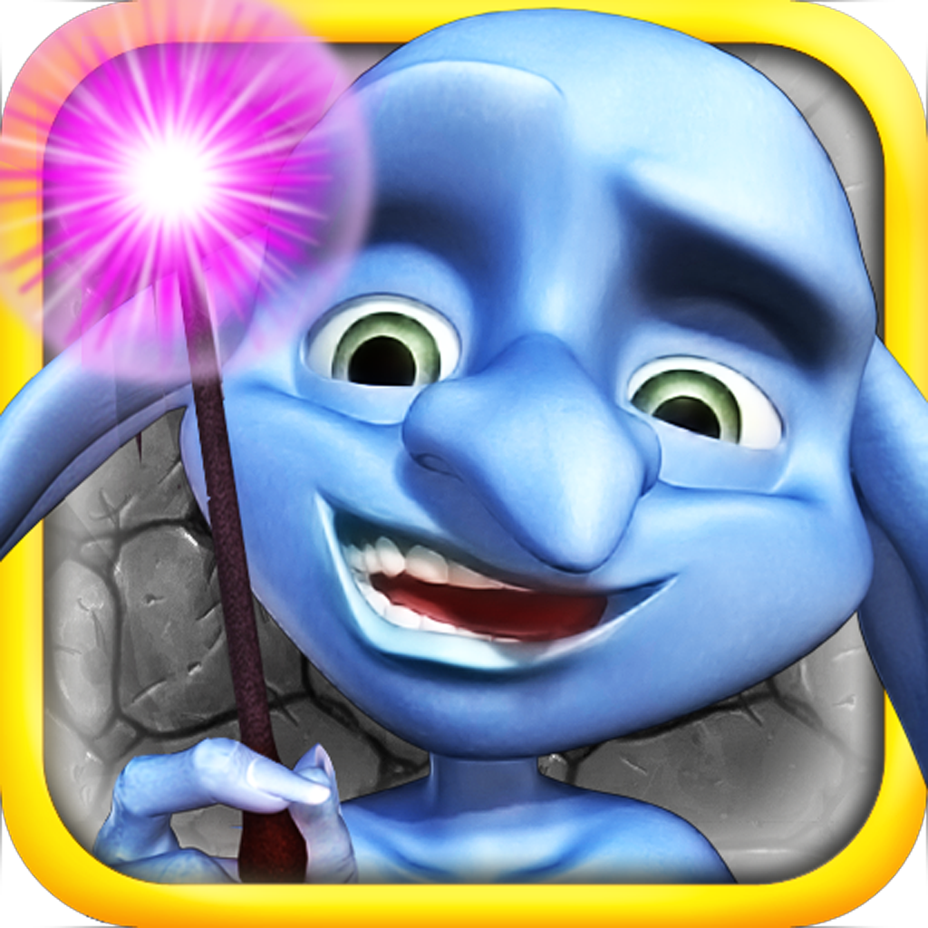 Talking Goblin HD Pro | FREE iPhone & iPad app market