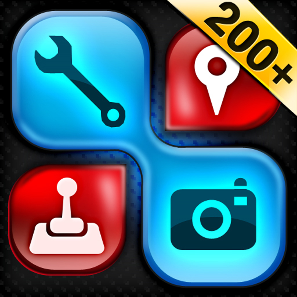200+ in 1 : AppBundle! icon