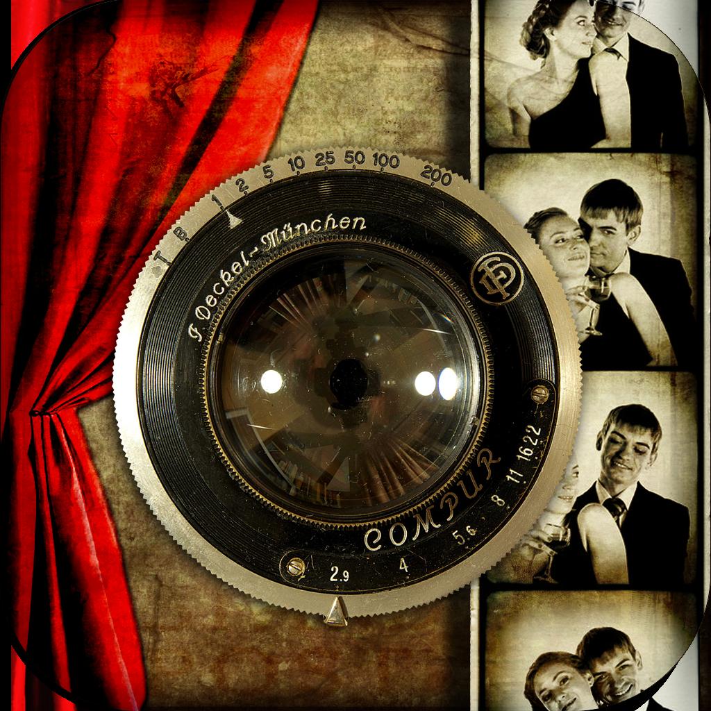 RetroBooth Vintage Photo Booth