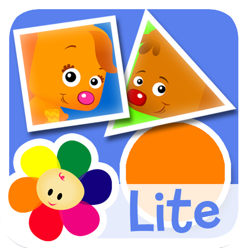 Shapes with Sammy & Eve Lite - by BabyFirst