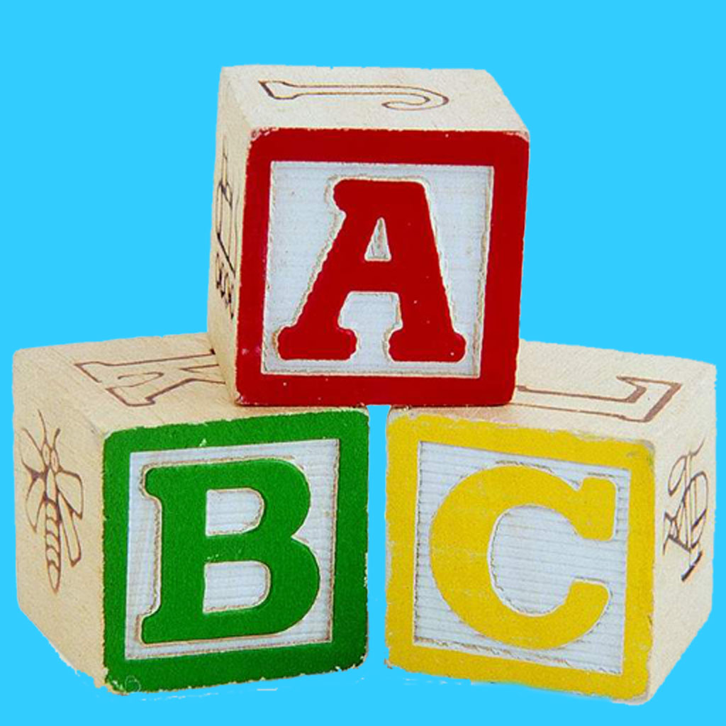 Alphabet Blocks - Learn letters and numbers