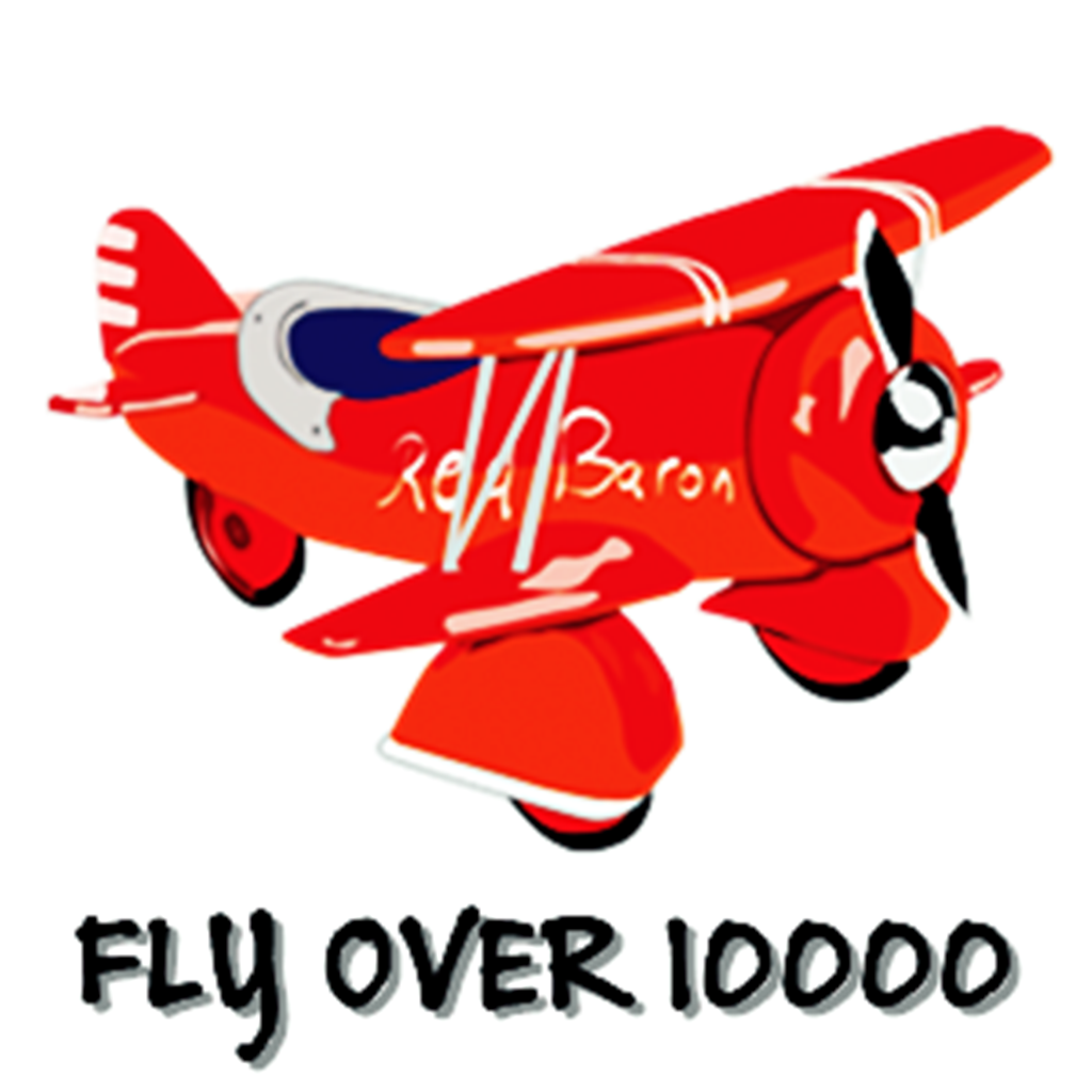 Fly Over 10000 icon