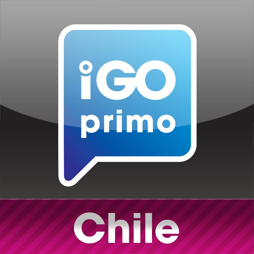 Chile - iGO primo app