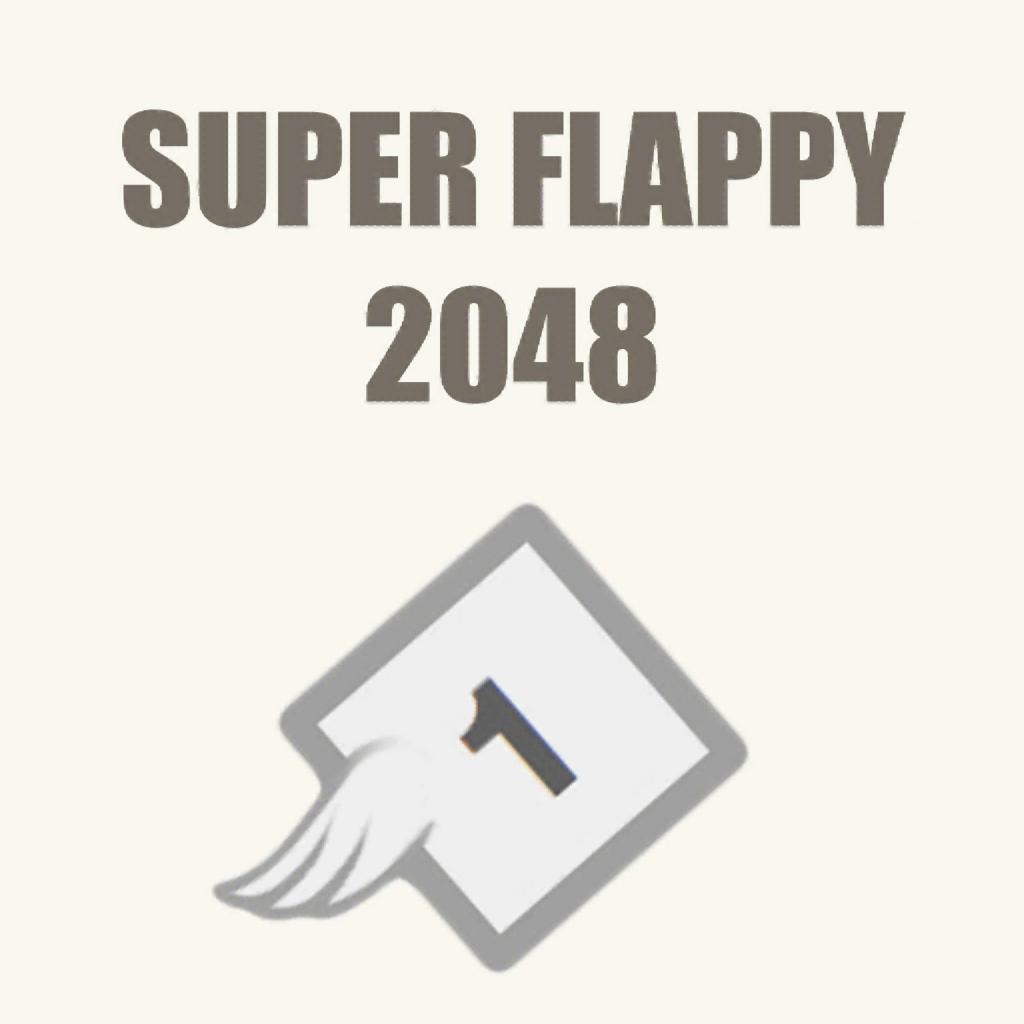 Super Flappy 2048