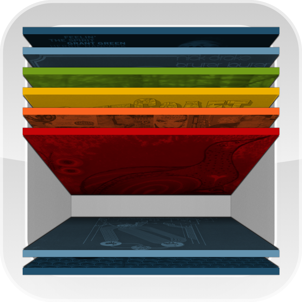 Recollect — Beautiful music recommendations icon
