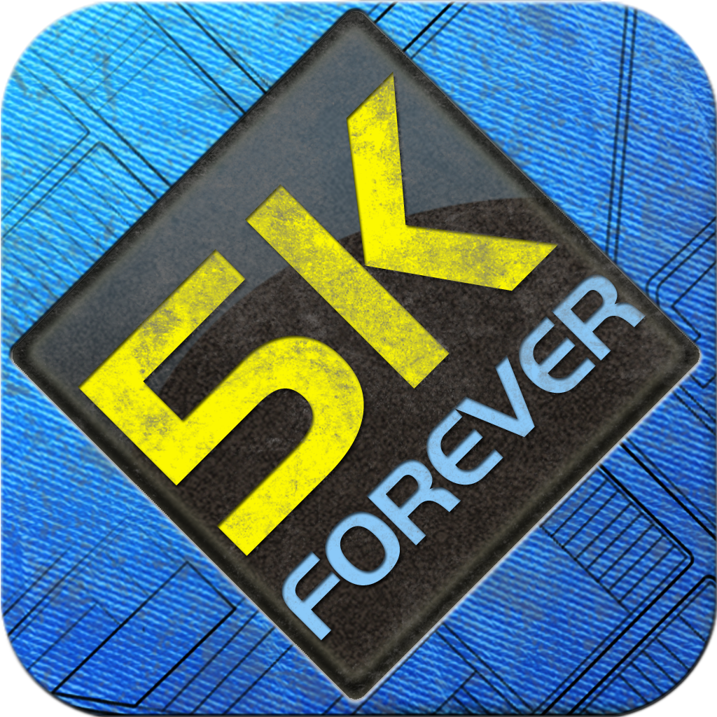 5K Forever: run pace training