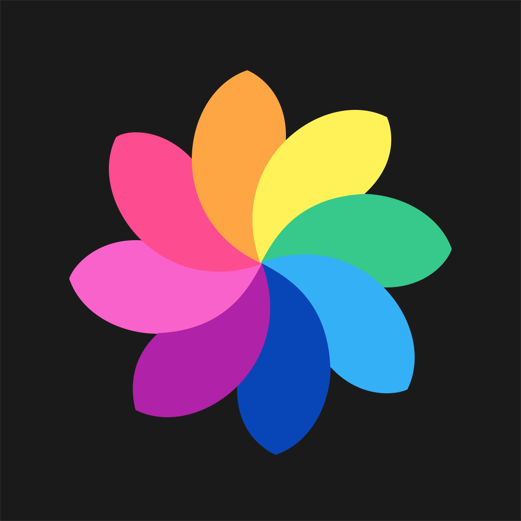 Cinemagram - create and share moving photos icon