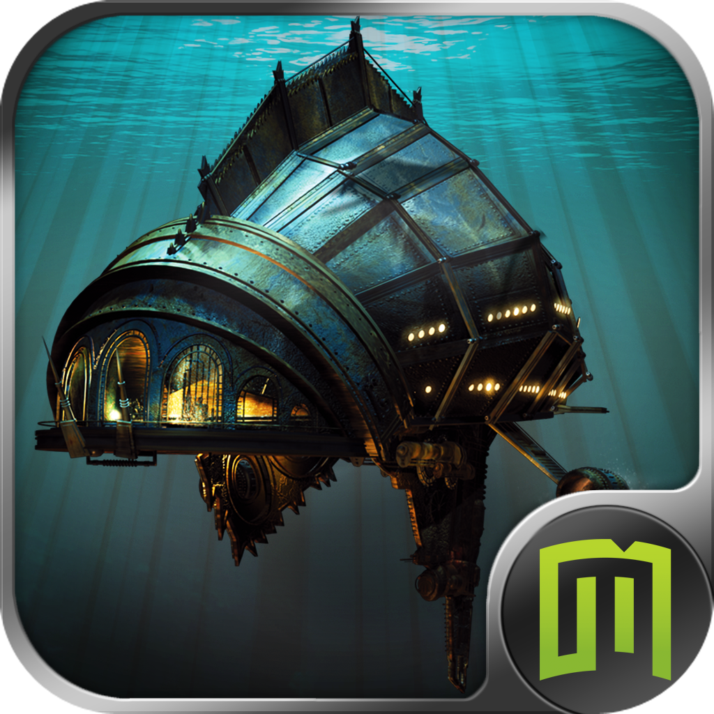 Jules Verne's Mystery of the Nautilus